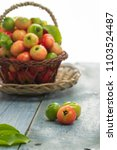 Small photo of Organic acerola cherry