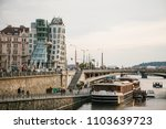 prague  september 23  2017 ... | Shutterstock . vector #1103639723