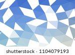 light blue vector blurry... | Shutterstock .eps vector #1104079193