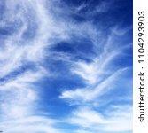 sky blue summer for background... | Shutterstock . vector #1104293903