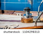 close up of details of the... | Shutterstock . vector #1104298313