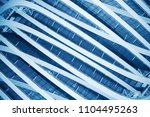 collage photo of grid structure ... | Shutterstock . vector #1104495263