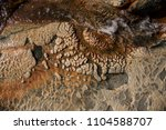 abstract natural rocky... | Shutterstock . vector #1104588707