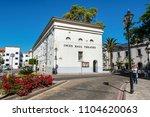 gibraltar  uk   may 18  2017 ...   Shutterstock . vector #1104620063