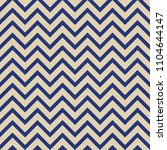 seamless fashion zigzag pattern.... | Shutterstock .eps vector #1104644147