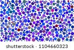 abstract background of circles... | Shutterstock .eps vector #1104660323