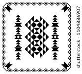 design element based on... | Shutterstock .eps vector #1104886907