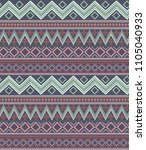 abstract seamless pattern with... | Shutterstock .eps vector #1105040933