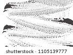grunge texture. distress black... | Shutterstock .eps vector #1105139777