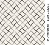 trendy monochrome twill weave... | Shutterstock .eps vector #1105223213