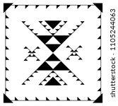 design element based on... | Shutterstock .eps vector #1105244063