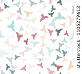 seamless vector pattern with...   Shutterstock .eps vector #1105279613