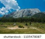 mountains near town kemer ...   Shutterstock . vector #1105478087