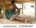 ulu legong baling  kedah ... | Shutterstock . vector #1105484687