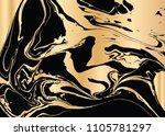 vector illustration of ink... | Shutterstock .eps vector #1105781297