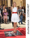 los angeles  ca   june 22  2009 ... | Shutterstock . vector #110581487