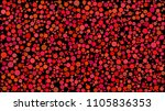 abstract background of circles... | Shutterstock .eps vector #1105836353