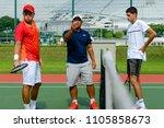 singapore itf men's futures  ...   Shutterstock . vector #1105858673