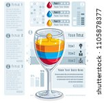 creative infographics... | Shutterstock .eps vector #1105878377