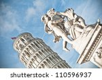 Pisa - stock photo