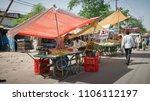 kanpur  uttar pradesh   india   ... | Shutterstock . vector #1106112197