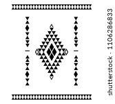 design element based on... | Shutterstock .eps vector #1106286833