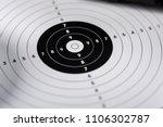 shooting target for close up...   Shutterstock . vector #1106302787