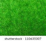 texture green lawn | Shutterstock . vector #110635307