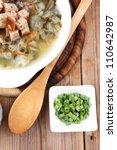 diet food   hot vegetable soup...