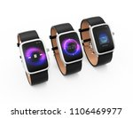 Smart Watches With Black...
