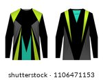 templates jersey for mountain... | Shutterstock .eps vector #1106471153
