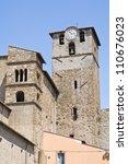 church of st. sisto. viterbo.... | Shutterstock . vector #110676023