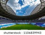 russia  samara   05 17 2018 ... | Shutterstock . vector #1106839943