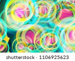 abstract colorful background... | Shutterstock . vector #1106925623