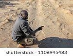 damaraland  namibia   september ... | Shutterstock . vector #1106945483