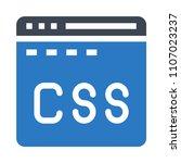 css vector icon
