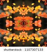 Autumn Ornament Kaleidoscope
