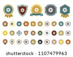 camera shutter icon | Shutterstock .eps vector #1107479963