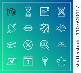 modern  simple vector icon set... | Shutterstock .eps vector #1107620417