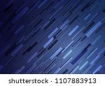dark blue vector background... | Shutterstock .eps vector #1107883913