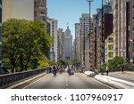 sao paulo  brazil   nov 11 ...   Shutterstock . vector #1107960917