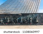 moscow  russia apr10  2018  the ... | Shutterstock . vector #1108060997
