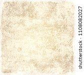old paper grunge background   Shutterstock . vector #1108082027