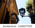 verona streetlamp. street... | Shutterstock . vector #1108377953