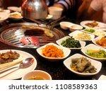 korean food background   ...   Shutterstock . vector #1108589363