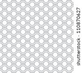seamless pattern of tiles floor.... | Shutterstock .eps vector #110870627
