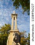 seville  spain   november 18... | Shutterstock . vector #1108956227
