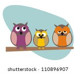 Mother Owl Clip Art, Vector Mother Owl - 146 Graphics ...