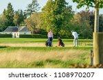 gleneagles  scotland   october...   Shutterstock . vector #1108970207