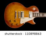 Vintage Les Paul Guitar With A...